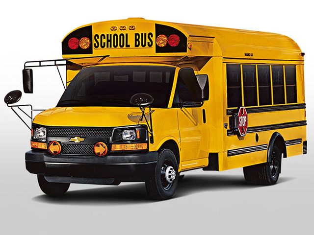 School | Shuttle Buses